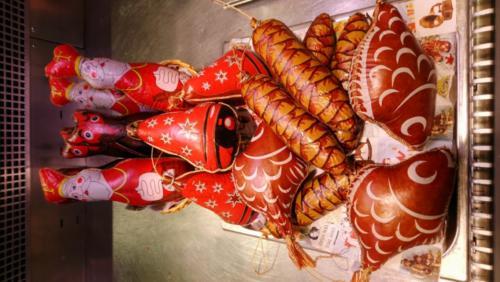 Mikuláš a vánoční motivyVysočina uzená v klasické udírně na bukových štěpkách.